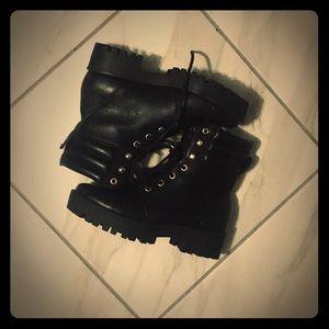Brand New Combat Boots